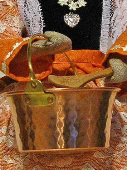 ©Les Bigoudines de Sandrine-Poupees artisanales bretonnes-Audeline