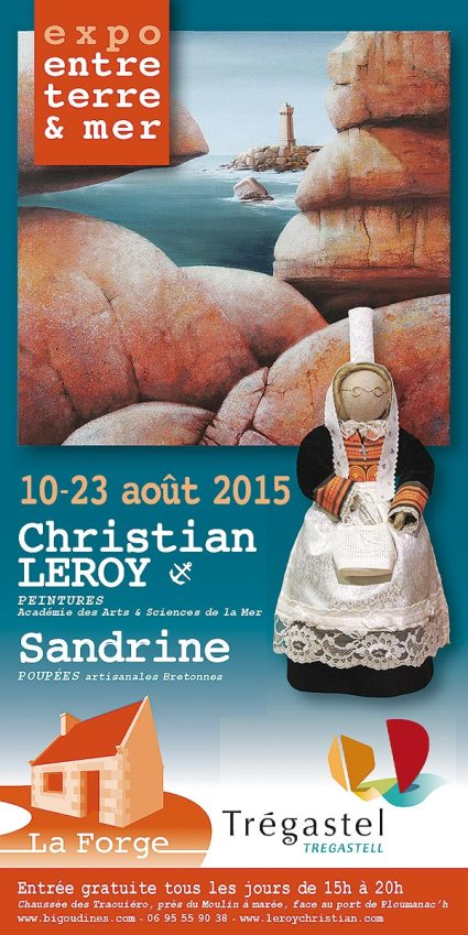 ©Les Bigoudines de Sandrine-Poupees artisanales bretonnes-Trégastel