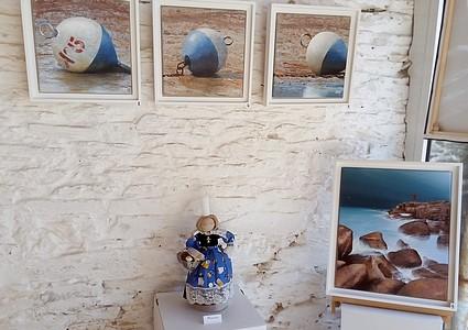©Les Bigoudines de Sandrine-Poupees artisanales bretonnes-Locquirec