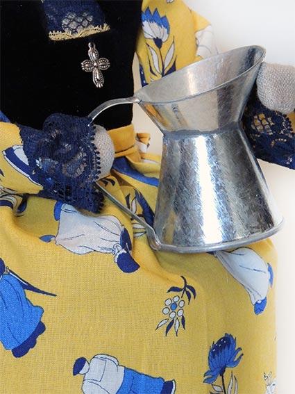 ©Les Bigoudines de Sandrine-Poupees artisanales bretonnes-Elorine