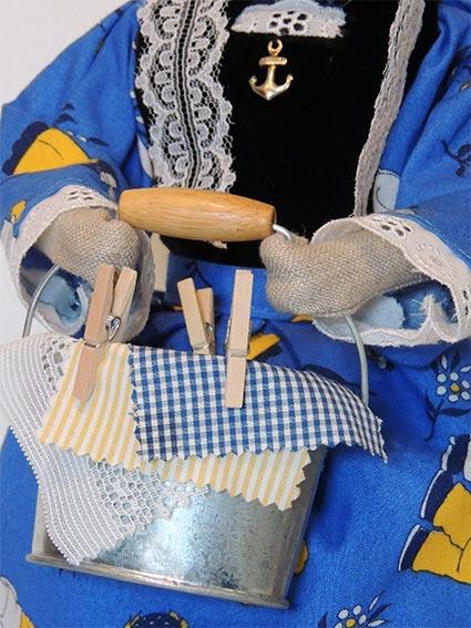 ©Les Bigoudines de Sandrine-Poupees artisanales bretonnes-Emiline