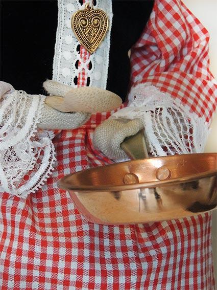 ©Les Bigoudines de Sandrine-Poupees artisanales bretonnes-Line