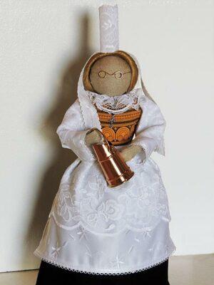 ©Les Bigoudines de Sandrine-Poupees artisanales bretonnes-Noeline
