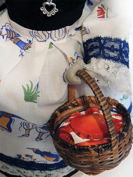 ©Les Bigoudines de Sandrine-Poupees artisanales bretonnes-Philippine