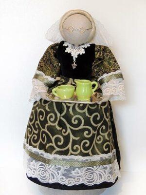 ©Les Bigoudines de Sandrine-Poupees artisanales bretonnes-Taline