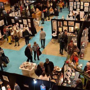 Salon des Métiers d'Art à Lannion