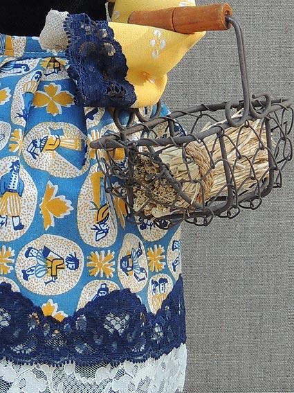 ©Les Bigoudines de Sandrine-Poupees artisanales bretonnes-Izaline